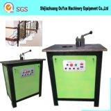 Dekorative MetallTwisiting Maschinen/dekorativer Eisen-Rolle-Bieger/dekorative Eisen-Maschine