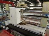 2, coextrusión de 3 capas Acarrean-apagado la máquina que sopla rotatoria de la película plástica