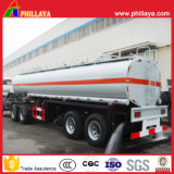 Volume Optionalの鋼鉄Transport Liquid Tanker Water Tank Trailer
