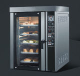 Aire Circulation Convection Oven con Steam Spray