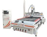 2D 3D Drehmittellinie 1325 Mehrspindel-CNC-Fräser-Maschine