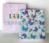 Heiße Verkaufs-Packpapier-Einkaufstasche