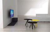 Uispair moderner 100% moderner Haupthotel-Büro-Wohnzimmer-Schlafzimmer-Esszimmer-Stahlkaffeetisch