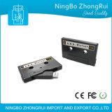 Привод вспышки USB Pendrive формы ленты кассеты OEM пластичный с логосом