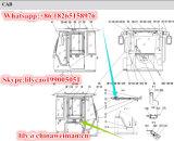 I pezzi di ricambio del caricatore di Sdlg LG936 LG938 LG956 LG958 LG968 radrizzano e la serratura 4190000604/4190000605 della porta sinistra