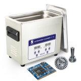 3.2 литра нагрели уборщика цифров ультразвукового для тепловозного инжектора, сопла
