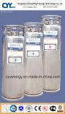Cylindre cryogénique médical de vase Dewar d'argon d'azote d'oxygène liquide