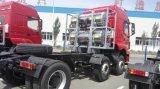 북쪽 벤츠 Ng80 6X4 LNG/CNG 트랙터 헤드