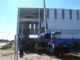 Structure métallique de construction à plusiers étages préfabriquée traitant l'atelier