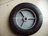 손수레 트롤리를 위한 8 인치 단단한 고무 바퀴