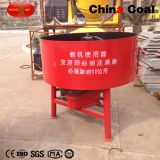 Тип электрическая горизонтальная портативная конкретная машина лотка смесителя цемента