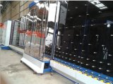 Linha de produção de vidro vertical da vitrificação dobro do Ce/máquinas de vidro vitrificação dobro
