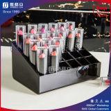 Organisateur cosmétique acrylique de tour de rouge à lievres de Balck