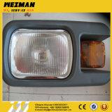 중국 상표 Sdlg LG936L 바퀴 로더 예비 품목 정면 권리 Headlamp Lfrd-24V 4130000205