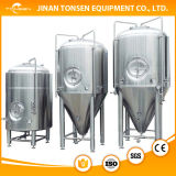 Tank van de Gisting van het Bier van het Roestvrij staal van de Machine 20bbl van het bier de Kegel