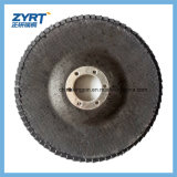 T27 & T29 Brown Fused Alumina Flap Disc Flap Wheel 100mm