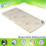 Colchón plegable de la espuma del látex 3 (HZQ-B004 (doblez))