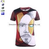 カスタム人のデジタル印刷のTシャツ