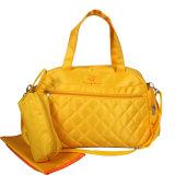 Mam3a reciclada cuero común Bag de la PU