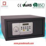 Электронный сейф с сталью индикации LCD (G-40ELB) твердой