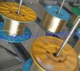 Fibres en acier collées par extrémités accrochées