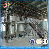 refinaria crua do equipamento e do petróleo da refinaria de petróleo 10t/D mini de China