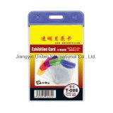 Het Kleurrijke Transparante VinylKenteken van uitstekende kwaliteit holdert-087h/T-087V/T-088h/T-088V/T-089h/T-089V