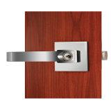 Keyed tubolare Entry Leverset Lock con Square Rosette
