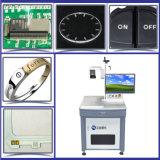 Máquina de marcação a laser de código bidimensional
