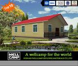 Wellcamp 최신 판매 구체적인 이동할 수 있는 조립식 별장