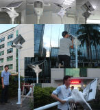 Le réverbère solaire le plus innovateur avec la conformité de la CE