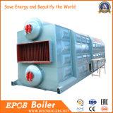 産業織物のための生物量によって発射される蒸気ボイラ