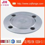 Kohlenstoffstahl-Beleg auf DIN2576 Pn10/16 Rohr Fifting Flansch
