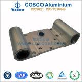 Aluminio extruido Perfil con Laboreo