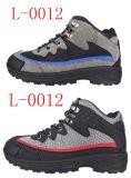 De Schoenen van de trekking met de Injectie Outsole van pvc (l-0012)