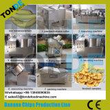 Chaîne de fabrication fraîche électrique semi automatique de pommes chips de manioc