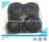 Casquillos de la instalación de tuberías de acero de carbón de la autógena de tope