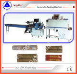 Swf590 krimpen de Droge Automatische Deegwaren de Machine van de Verpakking