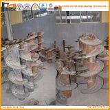 Het Maken van de Baksteen van de klei de Vervangstukken van de Extruder van de Machine
