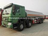 De Tankwagen van China 8X4 30 Cbm voor Benzine (olie/brandstof/water/hydrochloric zuur)