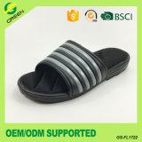 Chiquenaude de chiquenaude de santals de chaussures de poussoir de glissières de Greenshoe EVA