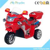 Motocicleta con pilas del juguete del montar a caballo de la bici del deporte de 3 ruedas