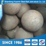 ボールミル(20-150mm)のための造られた鋼鉄粉砕媒体の球
