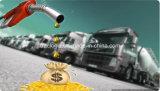 Sensor llano capacitivo Cuttable de combustible diesel para la solución de la supervisión del combustible
