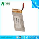 3.7V 650mAh 15c (802555)李ポリマー電池