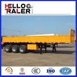 Camion e rimorchio della parete laterale del carico di prezzi bassi per multiuso