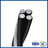 1/0AWG 2/0AWG 4/0AWG Service Drop Cable Twisted Aluminum ABC Cable