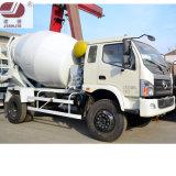 具体的なミキサー、移動式具体的な混合のトラック6cbm