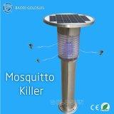 Lâmpada solar do assassino do mosquito, bonita, economia de potência, proteção ambiental saudável, segura, verde