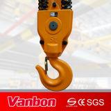 таль с цепью электрической лебедки 5ton электрическая с вагонеткой
